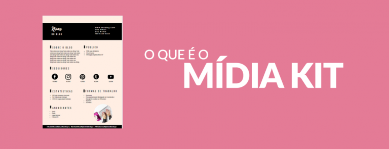 Read more about the article O que é o mídia kit?